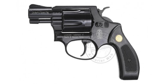 UMAREX SMITH & WESSON blank firing revolver - Black - 9mm blank bore