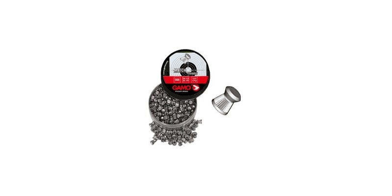 GAMO Match PELLETS - .177 - 2 x 500