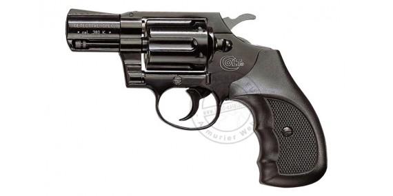 Revolver alarme UMAREX COLT Detective noir Cal. 9mm