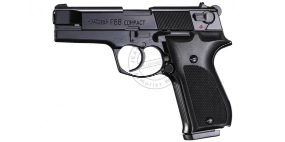 UMAREX P88 blank firing pistol - Black - 9mm blank bore