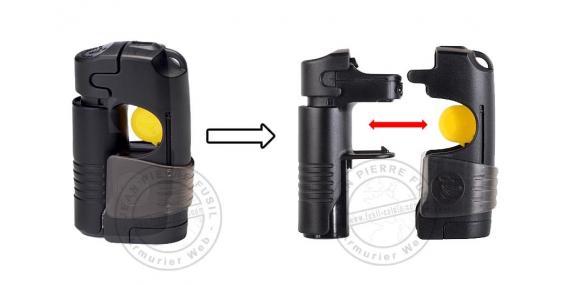 Appareil d'alarme TORNADO Defence System - Alarme + Spray
