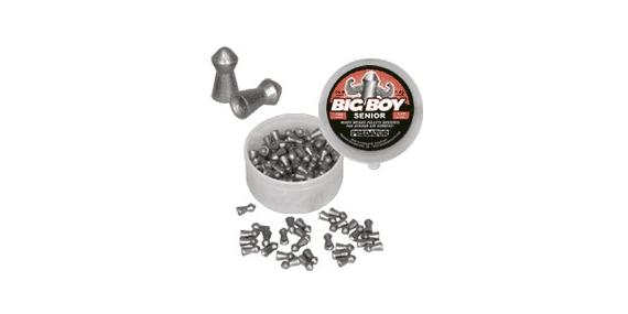 NEW BOY Senior pellets - .177 - x150