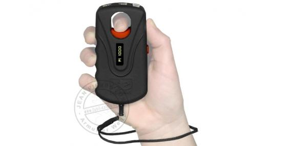 Stun gun TIGER STUN PIRANHA 1 000 000 V with led