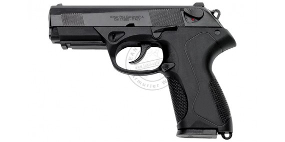 KIMAR PK4 blank firing pistol -Black - 9mm blank bore