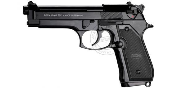 Pistolet d'alarme UMAREX RECK Miami 92F noir Cal. 9mm