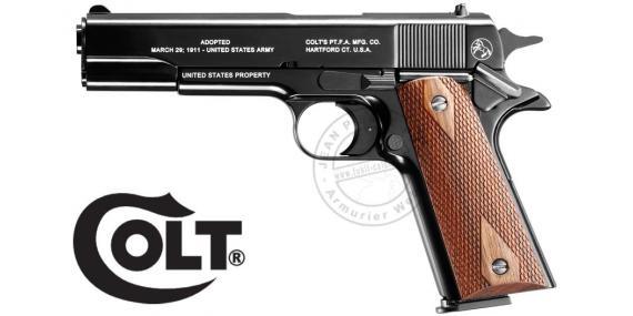 COLT M1911 100 years Commemorative blank firing pistol