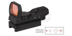 Viseur Point Rouge électronique multi-réticule