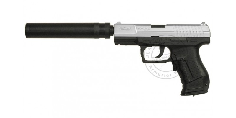 Pistolet Soft Air électrique WALTHER P99 Special Operations - bicolore