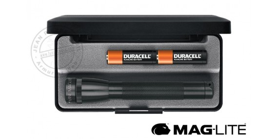 MAGLITE Mini - Black