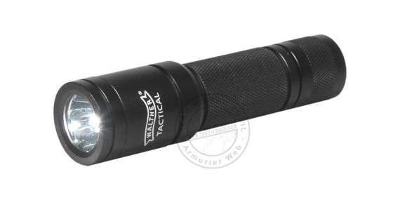WALTHER Tactical xenon torch - Black