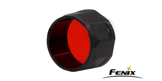 Red filter large size for FENIX flashlights