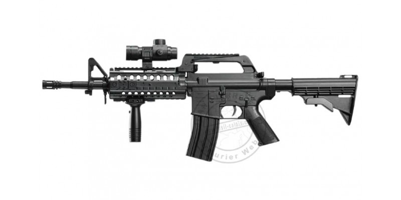 Fusil Air Soft UMAREX Combat Zone M4 RIS Commando