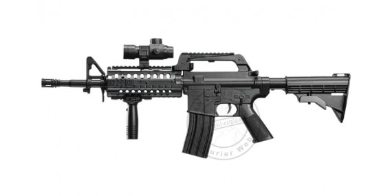 UMAREX Combat Zone M4 RIS Commando Soft Air rifle