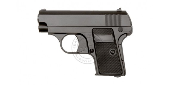 Pistolet Air Soft ASG STI Off Duty 0.3 joule - Noir
