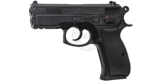 Pistolet Air Soft CO2 - ASG CZ 75D Compact