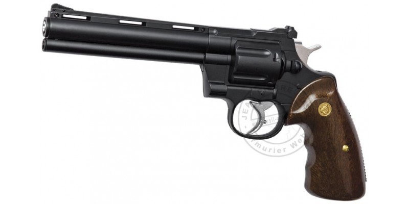 Revolver Soft Air à gaz - ASG R-357