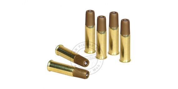 6 cartridge case for CO2 revolver