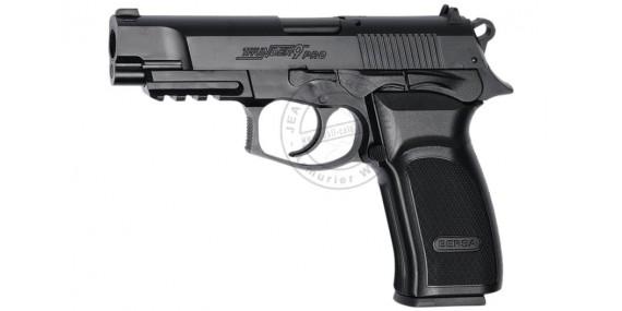 Pistolet à plomb CO2 4.5 mm ASG BERSA Thunder 9 Pro (2,6 joules)