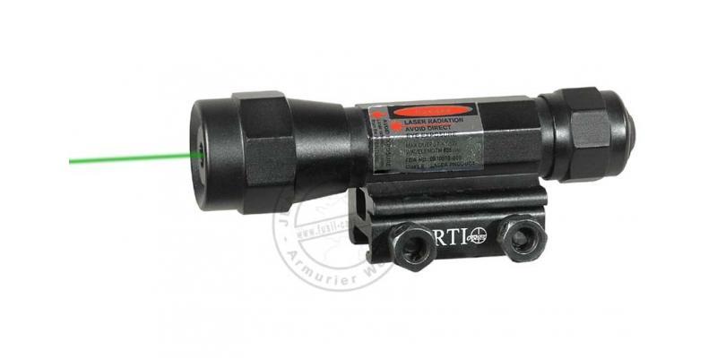 Pointeur laser vert tactique - RTI