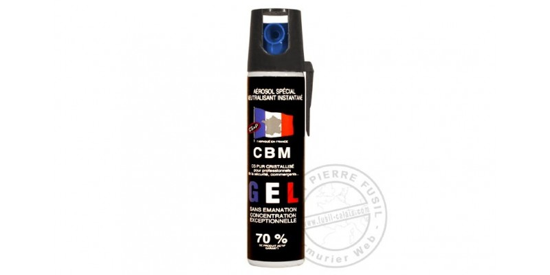 Self defence spray - 75 ml - CS Gel