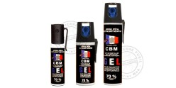 Set of 3 self-defence sprays CS gel - PROMOTION