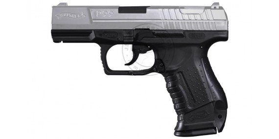 Pistolet Air Soft WALTHER P99 - Bicolore