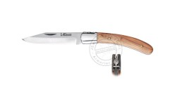 Couteau L'ELSASS - Genévrier 11 cm
