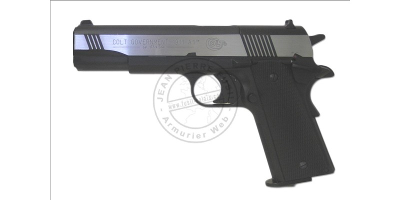 Pistolet 4,5 mm CO2 UMAREX - COLT 1911 A1 Dark Ops(3,6 joules)