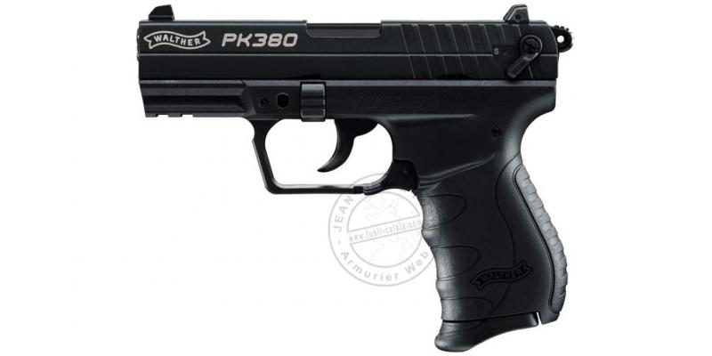 Pistolet alarme WALTHER PK380 - Cal 9mm