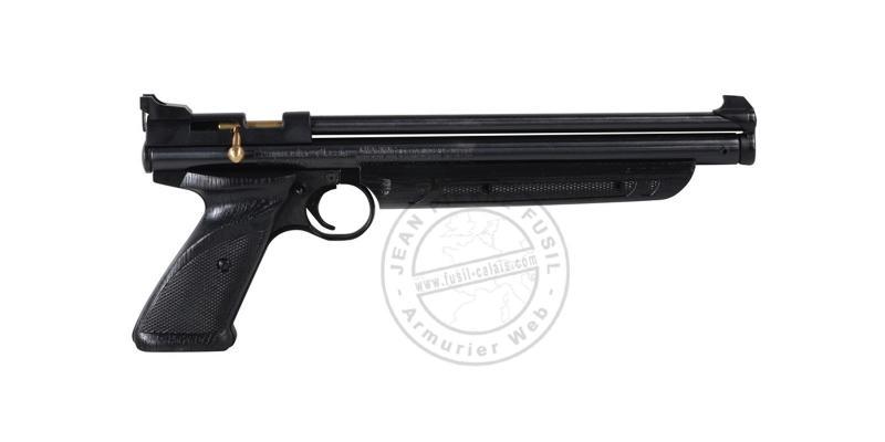 Pistolet 4,5 mm CROSMAN PC77 Pumpmaster Classic (8 Joules)