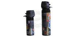 Bombe de défense Pwer Jet 8 - 50 ml - Gel poivre