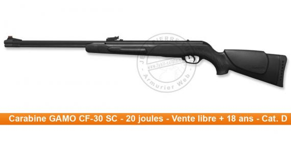 GAMO BIG CAT CF-S Air Rifle - .177 rifle bore (19.9 joules)