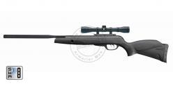 Carabine 4,5 mm GAMO Black Bull airgun + 4x32 scope (29 joules)