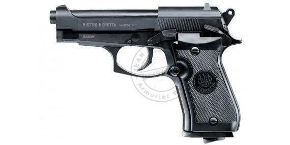 Pistolet à plomb CO2 4.5 mm UMAREX - BERETTA Mod. 84 FS noir (2,8 joules)