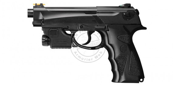 Pistolet CO2 4,5 mm CROSMAN C31 TACTICAL (3,85 joules)