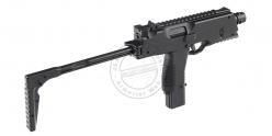 Pistolet Mitrailleur 4.5 mm CO2 GAMO MP-9 (2.95 Joules)