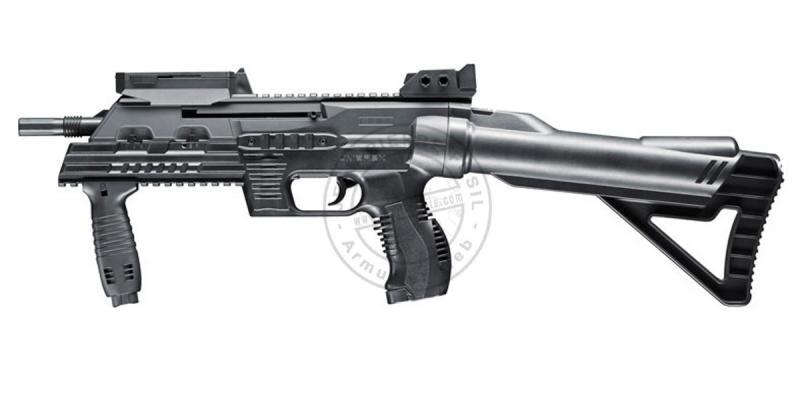 Pistolet 4,5 mm CO2 UMAREX - EBOS (4,8 Joules)