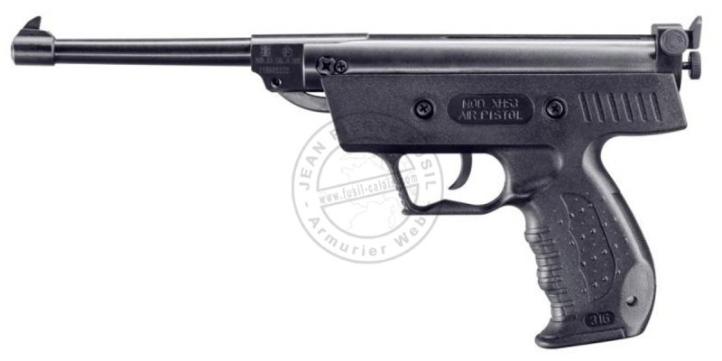 Perfecta S3 pistol .177 bore (3.5 Joules)