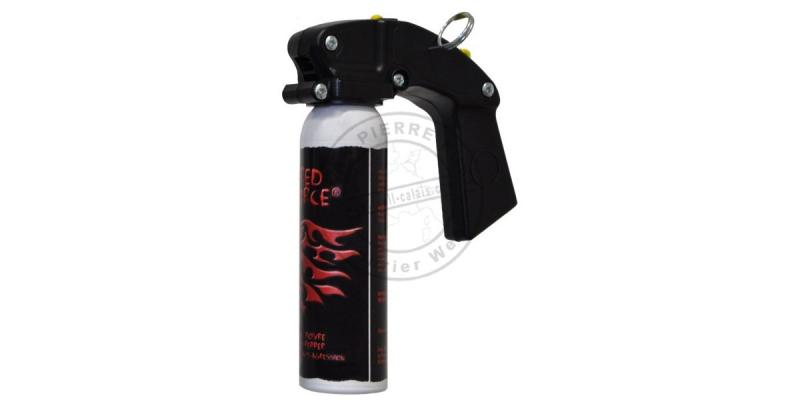 Red Force self defense spray - 100 ml red pepper pigmented gel