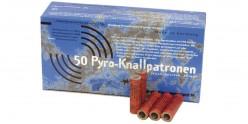 Fusées détonantes pour armes d'alarme (x50)