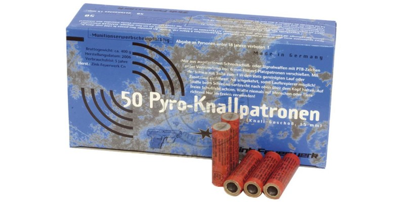 Detonative flares for defense weapons (x50)