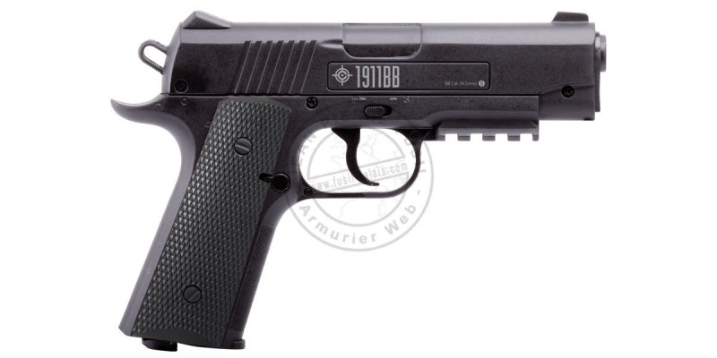 CROSMAN 1911 BB CO2 pistol (3,2 joules)