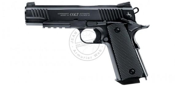 Pistolet à plomb CO2 4.5 mm UMAREX Colt M45 CQBP (2,7 joules)