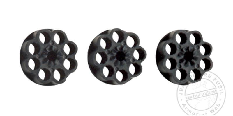 Barillets pour pistolet CO2 CROSMAN T4 - x3