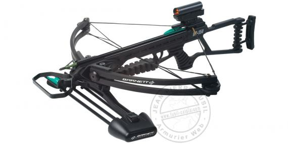 BARNETT RC-150 crossbow with quiver and red dot sight
