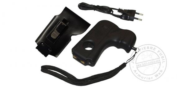 Police Security stun gun - pistol 2 000 000 V rechargeable + 2 led
