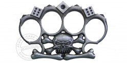 ''The Fateful Double'' knuckle-duster