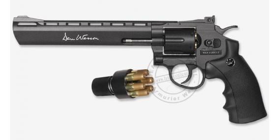 Revolver 4,5 mm CO2 ASG Dan Wesson 8'' (3 joules) - Plombs