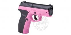 Pistolet 4,5 mm CO2 CROSMAN P10 Wildat Pink (3.5 joules)