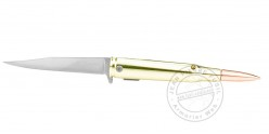 Couteau MAX KNIVES - Balle Calibre 50